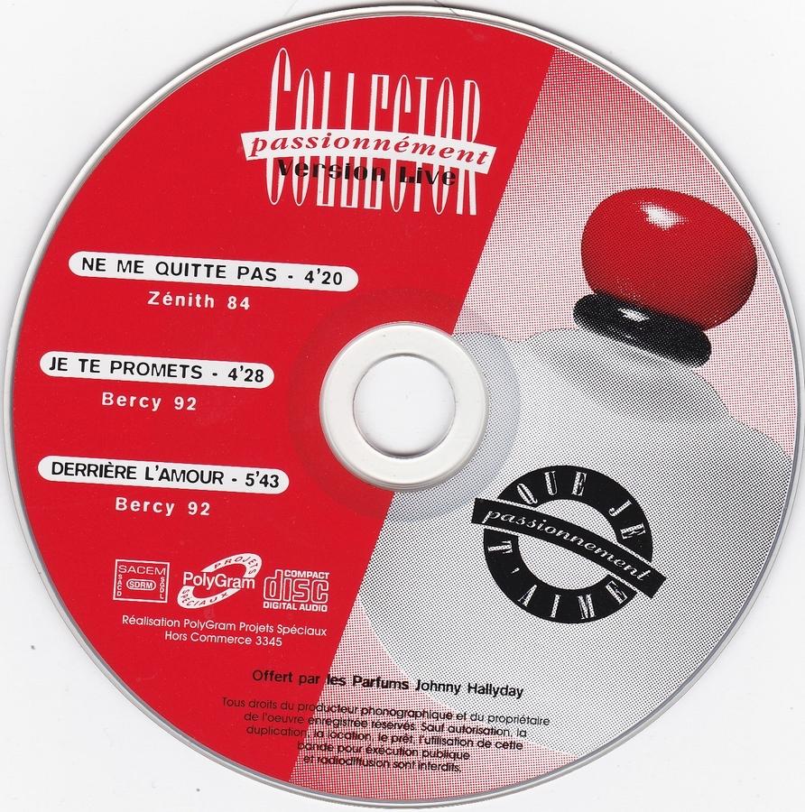 PARFUMS JOHNNY HALLYDAY ( COFFRET + CD )( 1995 - 1998 ) 1996_c12