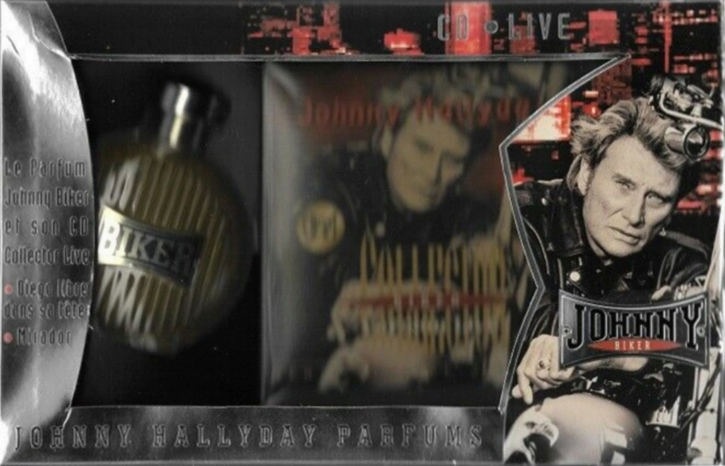 PARFUMS JOHNNY HALLYDAY ( COFFRET + CD )( 1995 - 1998 ) 1997_c11