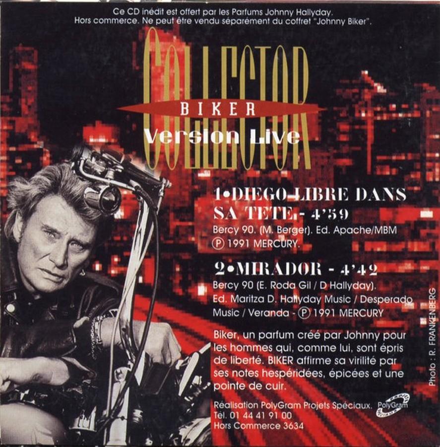 PARFUMS JOHNNY HALLYDAY ( COFFRET + CD )( 1995 - 1998 ) 1997_c13