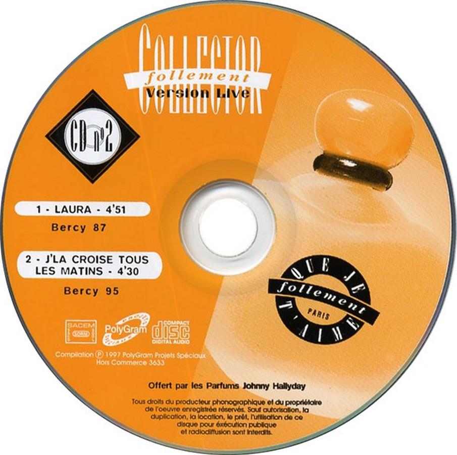 PARFUMS JOHNNY HALLYDAY ( COFFRET + CD )( 1995 - 1998 ) 1997_f10