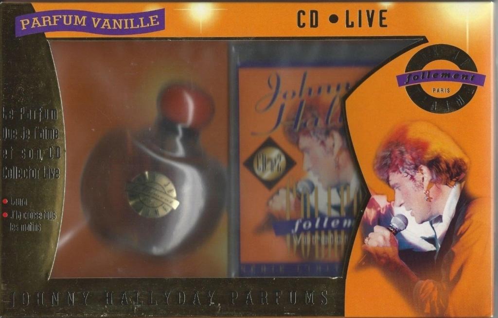 PARFUMS JOHNNY HALLYDAY ( COFFRET + CD )( 1995 - 1998 ) 1997_f12