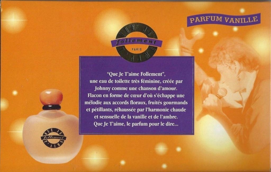 PARFUMS JOHNNY HALLYDAY ( COFFRET + CD )( 1995 - 1998 ) 1997_f14