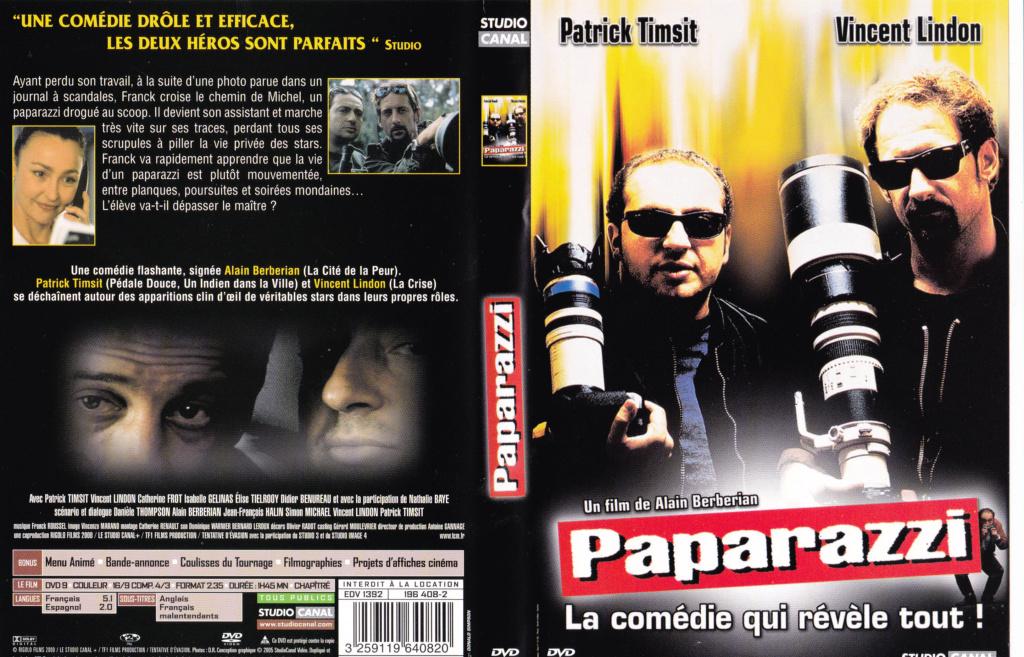 JAQUETTE DVD FILMS ( Jaquette + Sticker ) 1997_p14