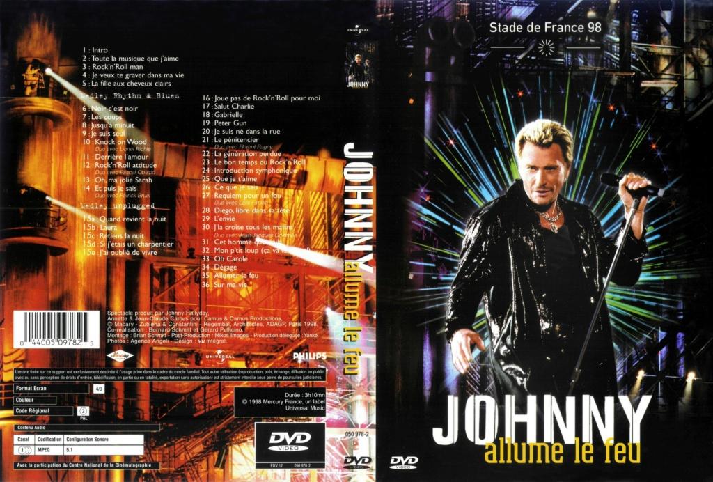 LES CONCERTS DE JOHNNY 'STADE DE FRANCE, SAINT-DENIS 1998' 1998_j16