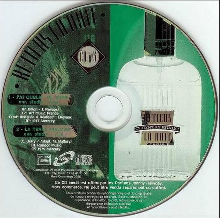 PARFUMS JOHNNY HALLYDAY ( COFFRET + CD )( 1995 - 1998 ) 1998_r10