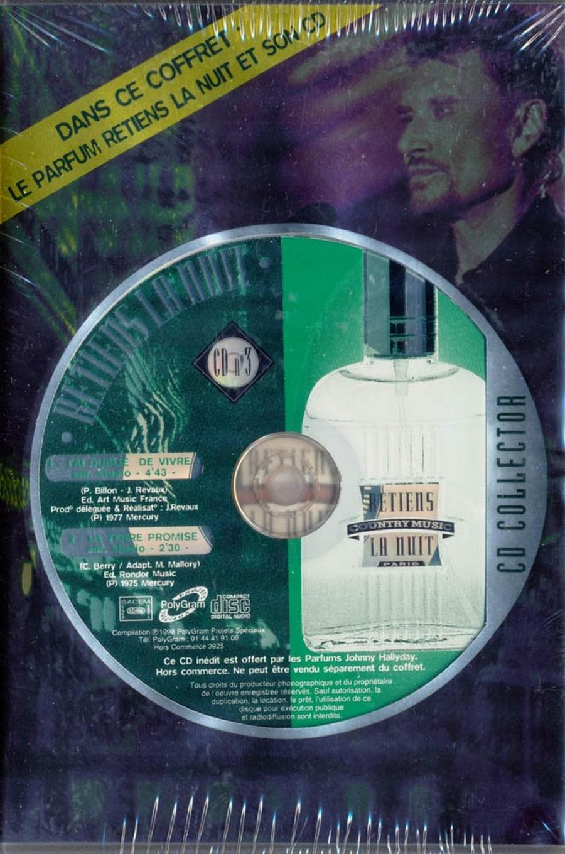 PARFUMS JOHNNY HALLYDAY ( COFFRET + CD )( 1995 - 1998 ) 1998_r11