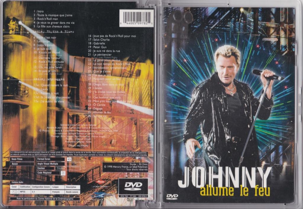 JAQUETTE DVD CONCERTS ( Jaquette + Sticker ) 1998_s10