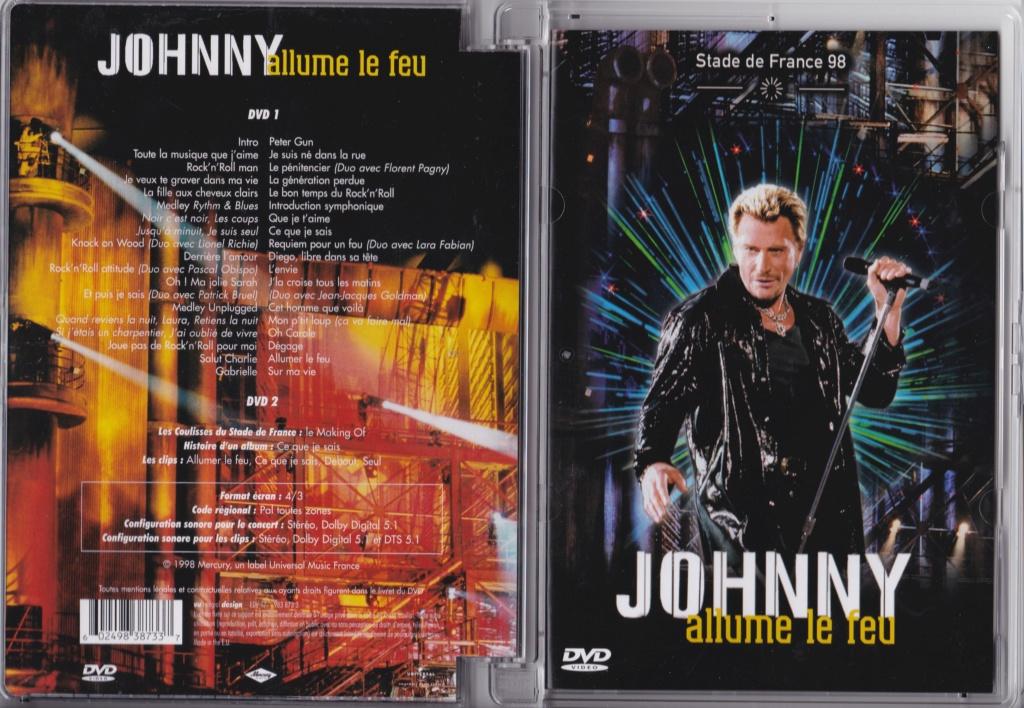 JAQUETTE DVD CONCERTS ( Jaquette + Sticker ) 1998_s13