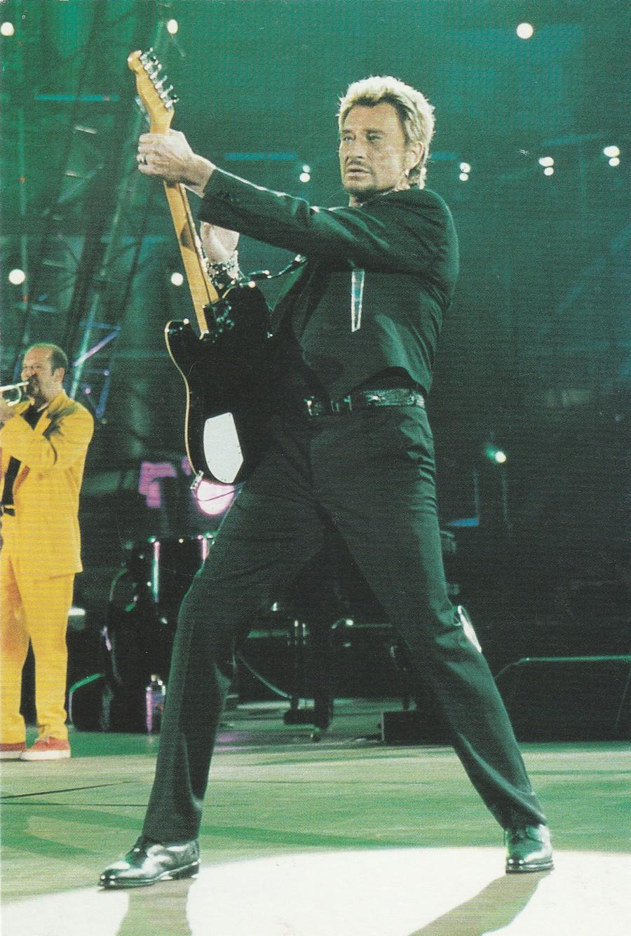 LES CONCERTS DE JOHNNY 'STADE DE FRANCE, SAINT-DENIS 1998' 1998_s16