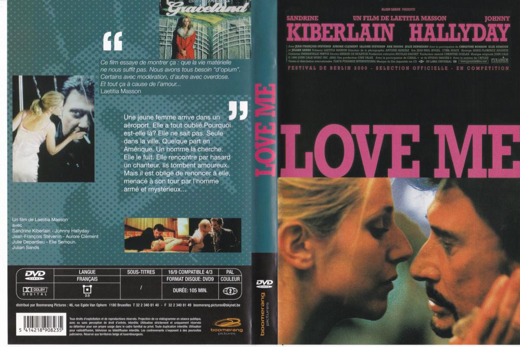 JAQUETTE DVD FILMS ( Jaquette + Sticker ) 1999_l11