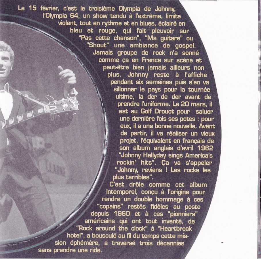 COFFRET 3 CD LES ROCKS LES PLUS TERRIBLES  ( 1997 - 1999 ) 1999_l28