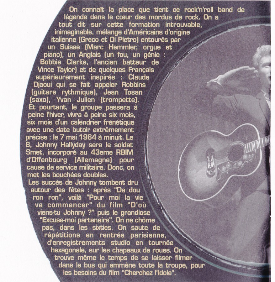 COFFRET 3 CD LES ROCKS LES PLUS TERRIBLES  ( 1997 - 1999 ) 1999_l29