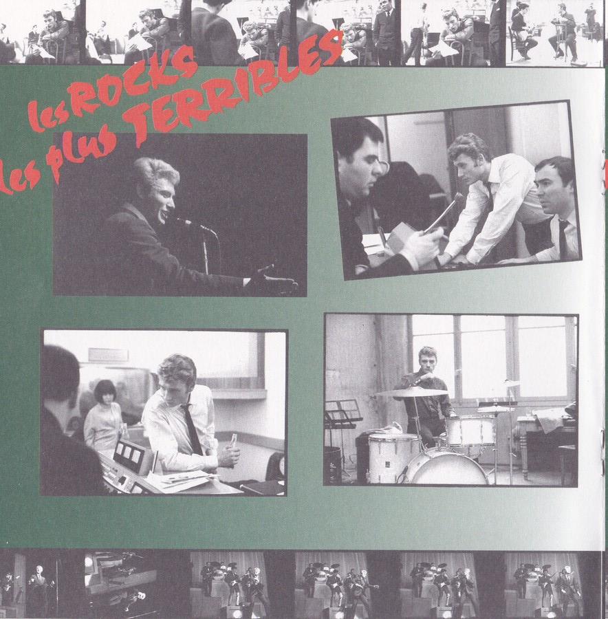 COFFRET 3 CD LES ROCKS LES PLUS TERRIBLES  ( 1997 - 1999 ) 1999_l31