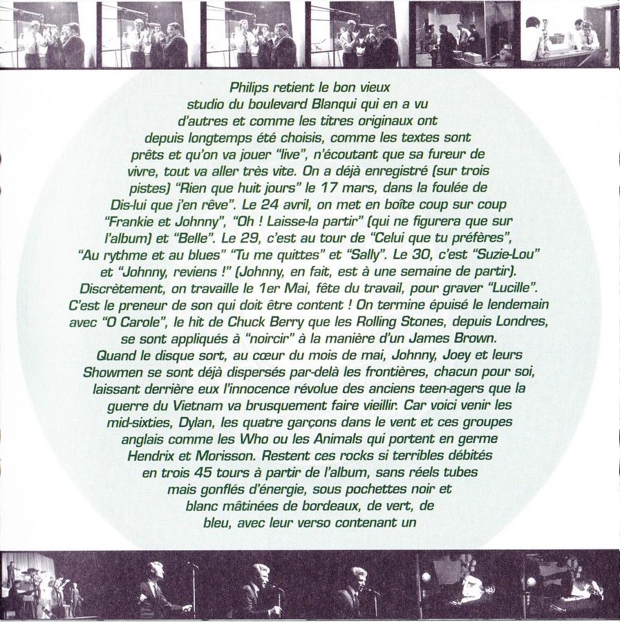 COFFRET 3 CD LES ROCKS LES PLUS TERRIBLES  ( 1997 - 1999 ) 1999_l32