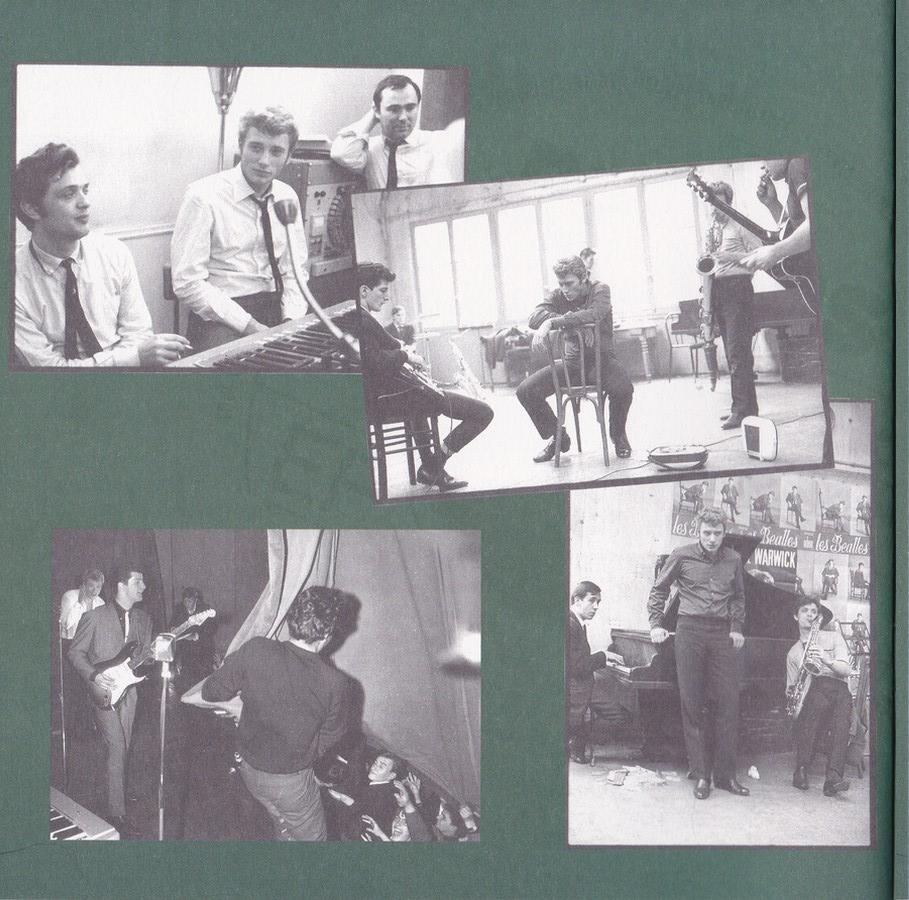 COFFRET 3 CD LES ROCKS LES PLUS TERRIBLES  ( 1997 - 1999 ) 1999_l34