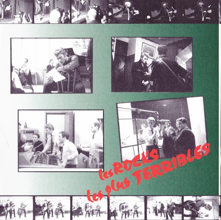 COFFRET 3 CD LES ROCKS LES PLUS TERRIBLES  ( 1997 - 1999 ) 1999_l35