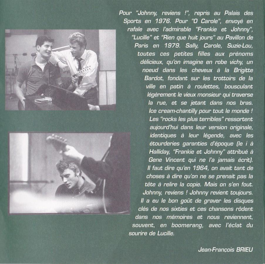 COFFRET 3 CD LES ROCKS LES PLUS TERRIBLES  ( 1997 - 1999 ) 1999_l36