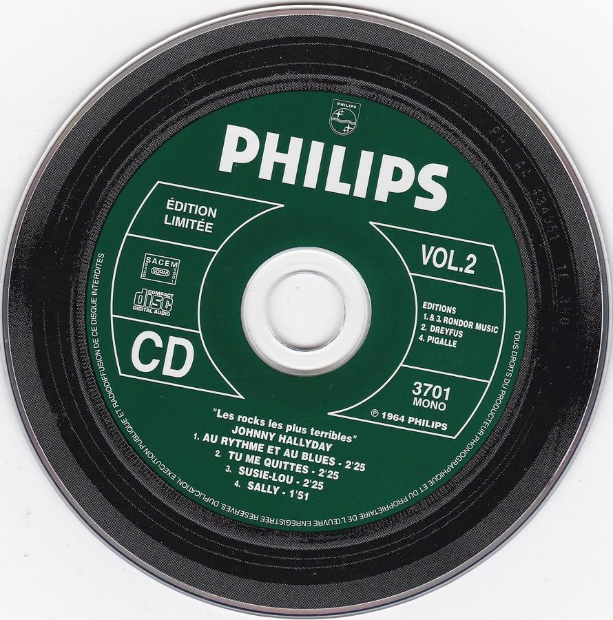 COFFRET 3 CD LES ROCKS LES PLUS TERRIBLES  ( 1997 - 1999 ) 1999_l46