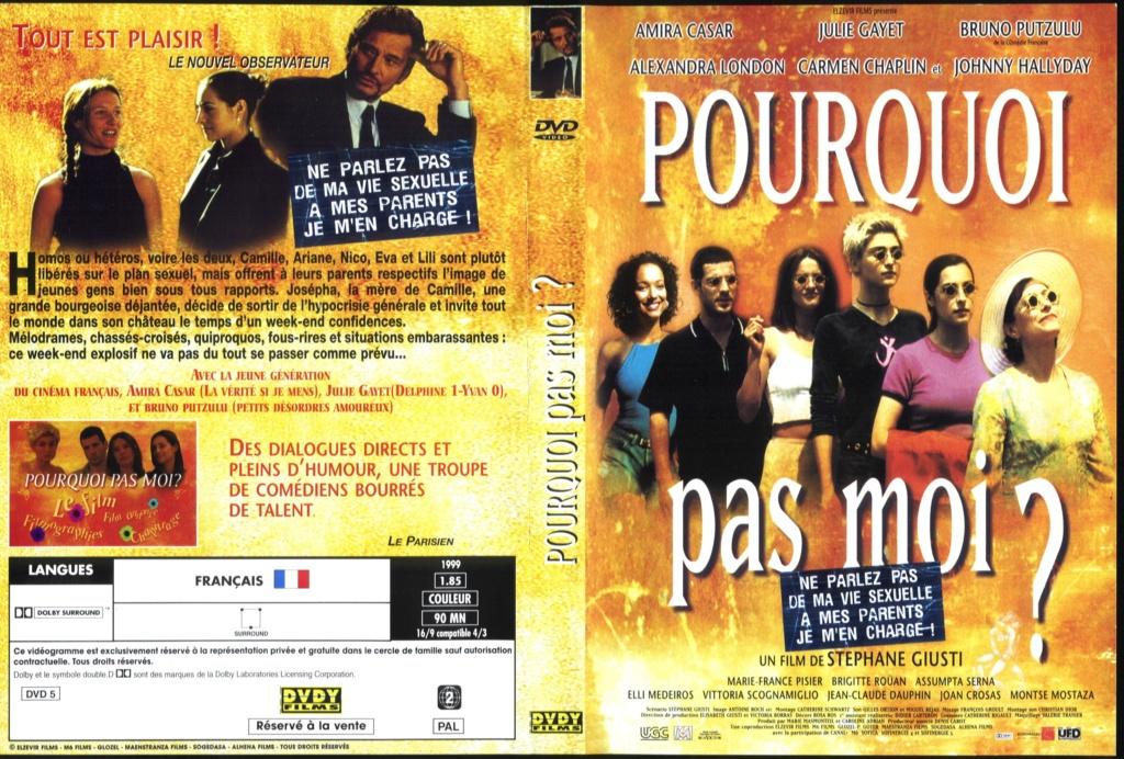 JAQUETTE DVD FILMS ( Jaquette + Sticker ) 1999_p11