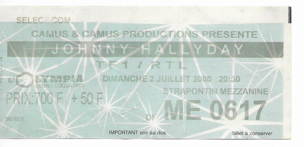 Pour Zorba (billets de concert) 200010