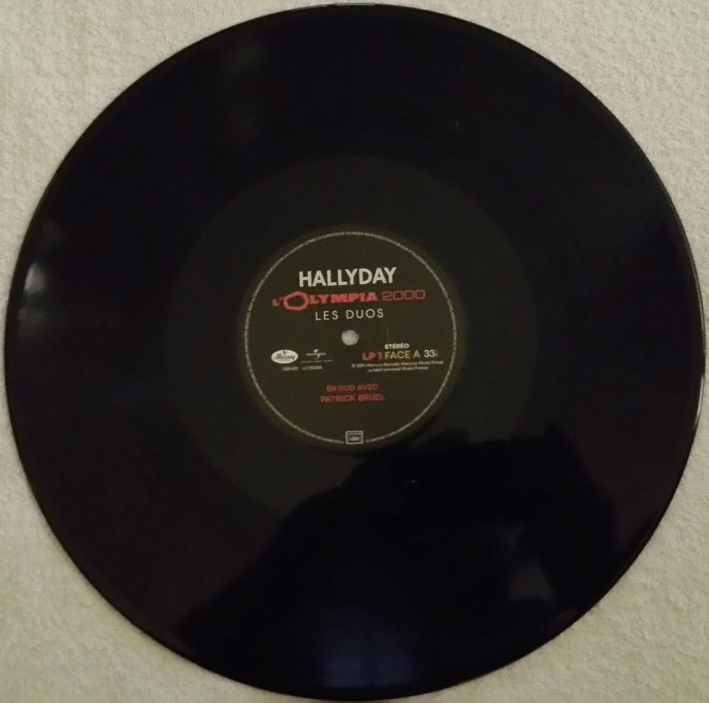 COFFRET OLYMPIA VINYLES ( 7 albums é disques ) 2000_d11