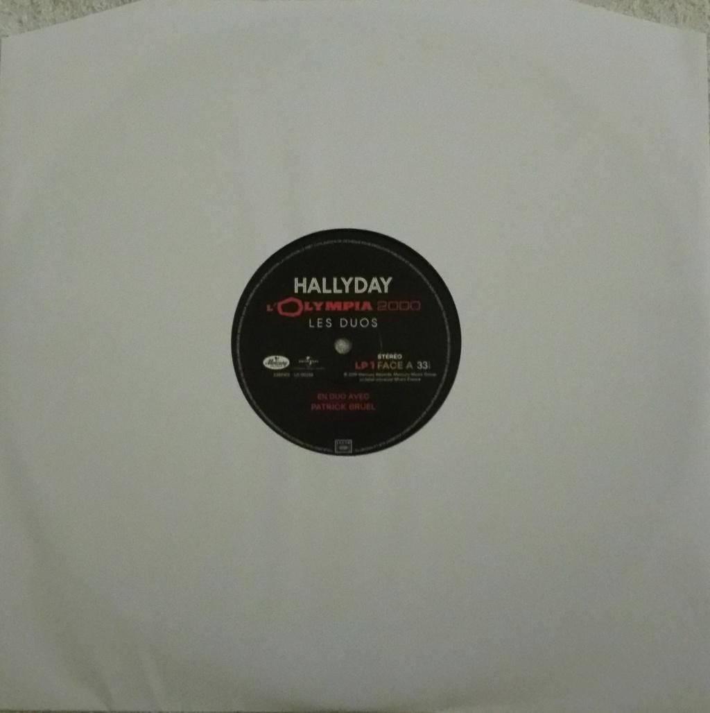 COFFRET OLYMPIA VINYLES ( 7 albums é disques ) 2000_d12