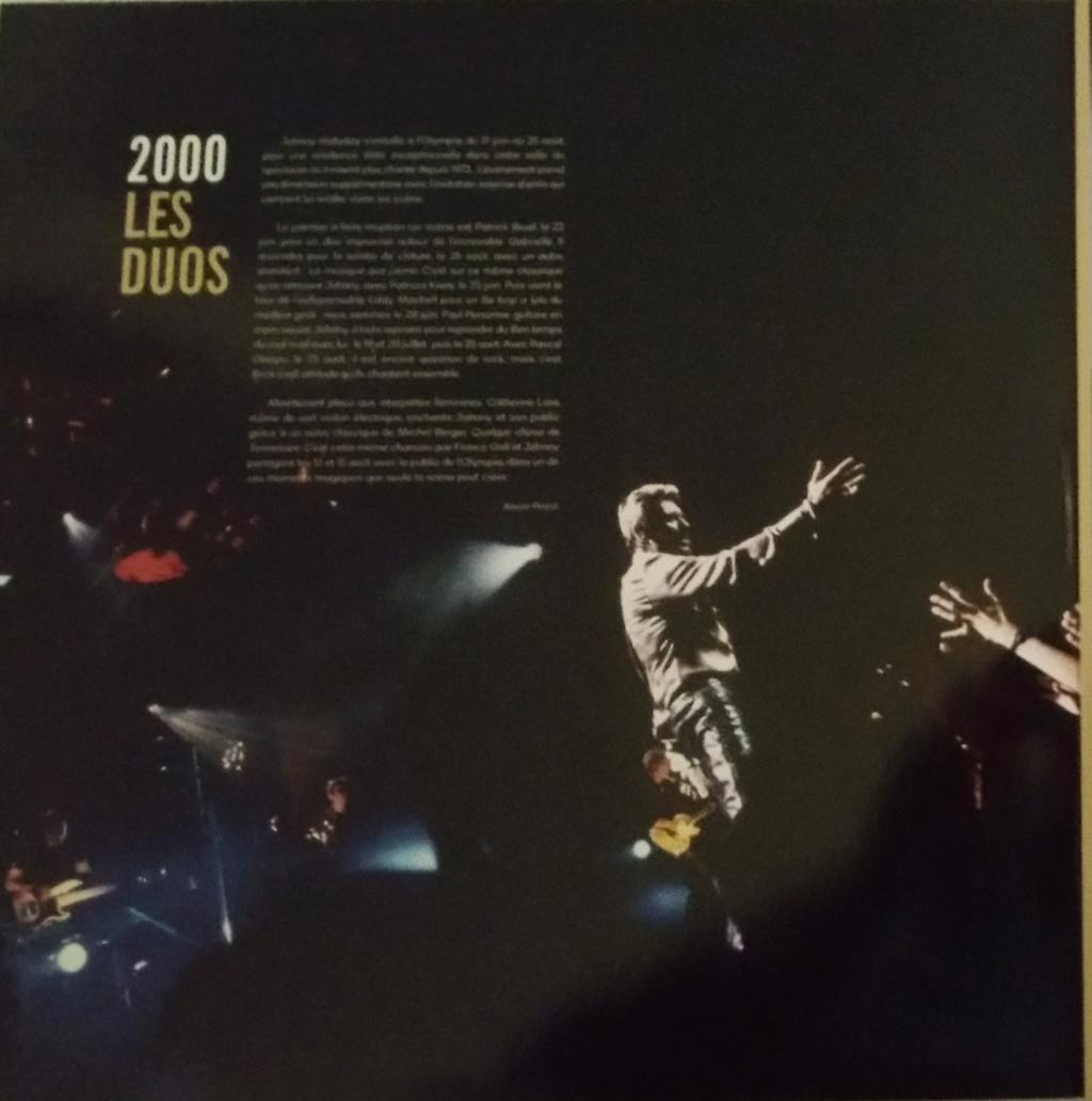 COFFRET OLYMPIA VINYLES ( 7 albums é disques ) 2000_d13