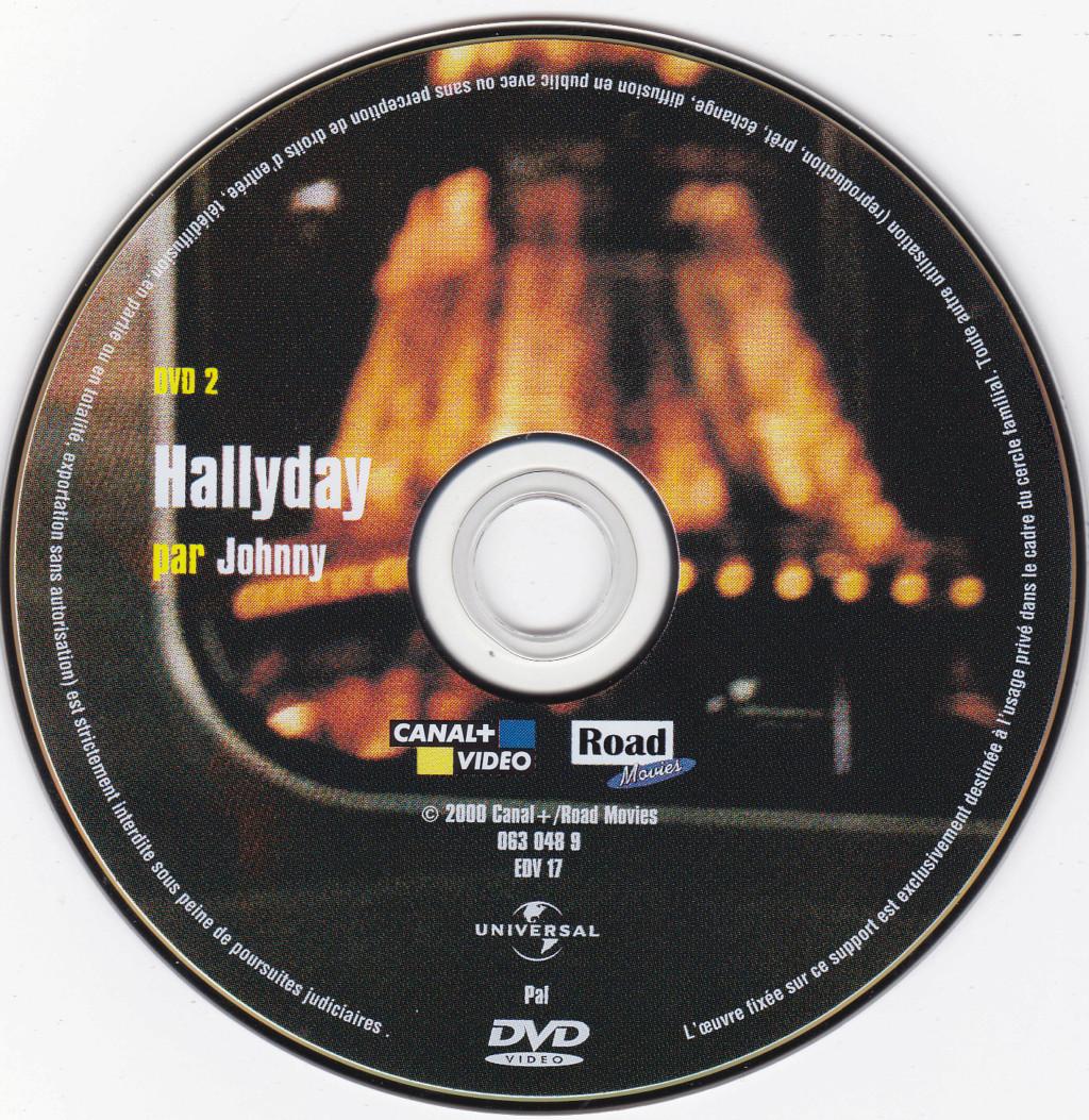 JAQUETTE DVD EMISSIONS TV , DOCUMENTS ,COMPILATIONS , ETC ( Jaquette + Sticker ) 2000_h11