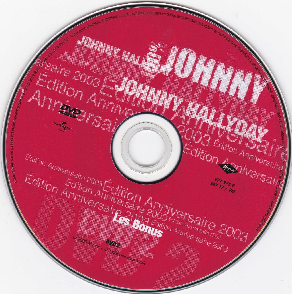 JAQUETTE DVD CONCERTS ( Jaquette + Sticker ) 2000_l14