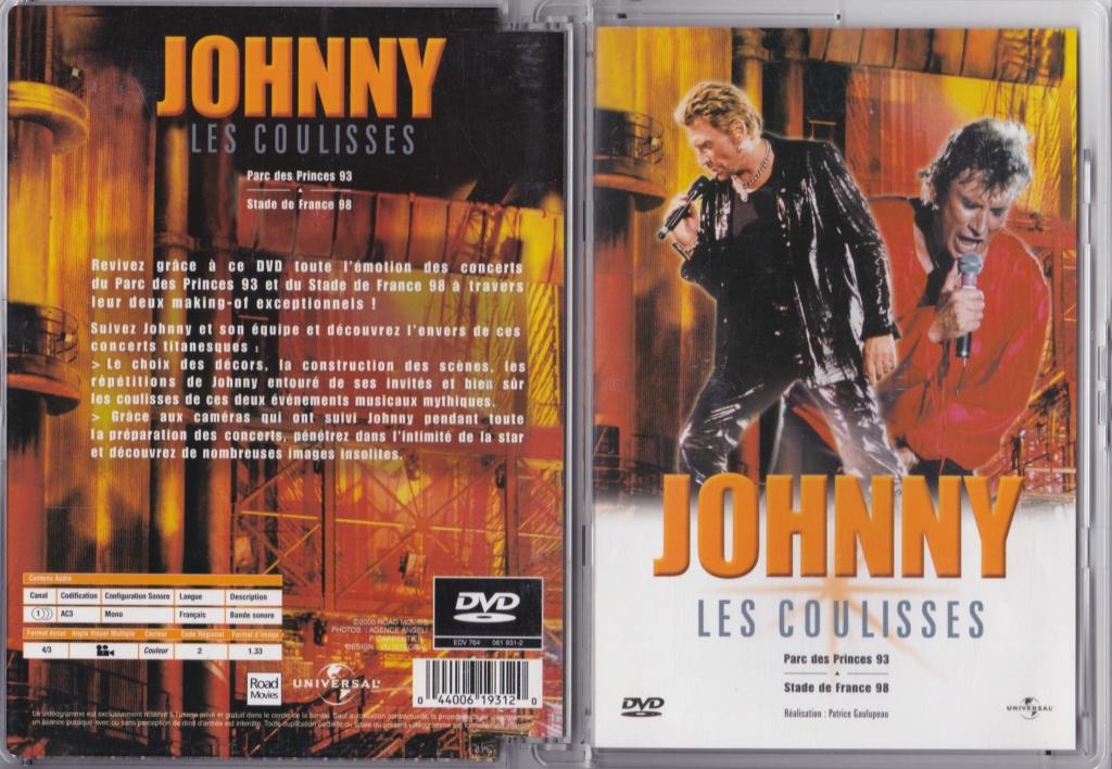 JAQUETTE DVD EMISSIONS TV , DOCUMENTS ,COMPILATIONS , ETC ( Jaquette + Sticker ) 2000_l16