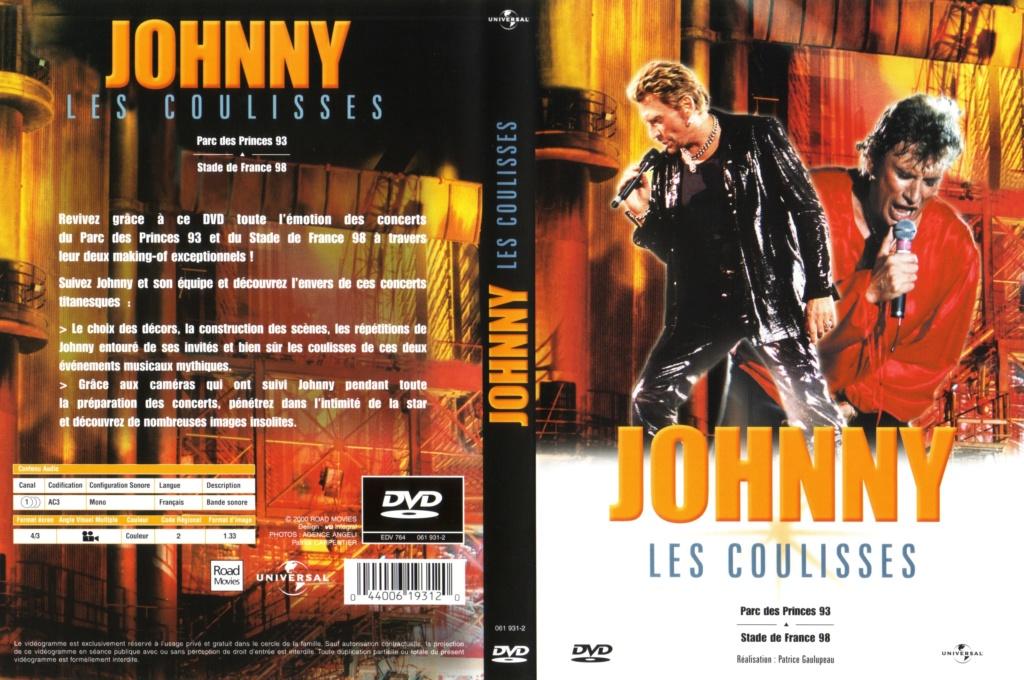 JAQUETTE DVD EMISSIONS TV , DOCUMENTS ,COMPILATIONS , ETC ( Jaquette + Sticker ) 2000_l18