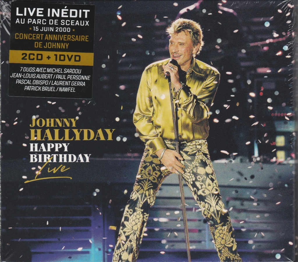 PARC DE SCEAUX 2000 ( 2CD + DVD )( DATE DE SORTIE : 12 JUIN 2020 ) 2000_p10
