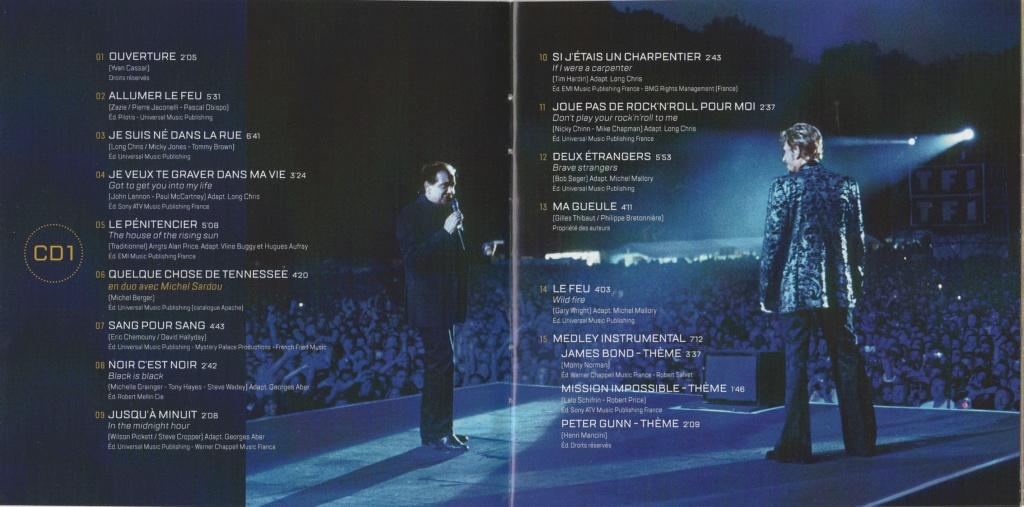 PARC DE SCEAUX 2000 ( 2CD + DVD )( DATE DE SORTIE : 12 JUIN 2020 ) 2000_p14