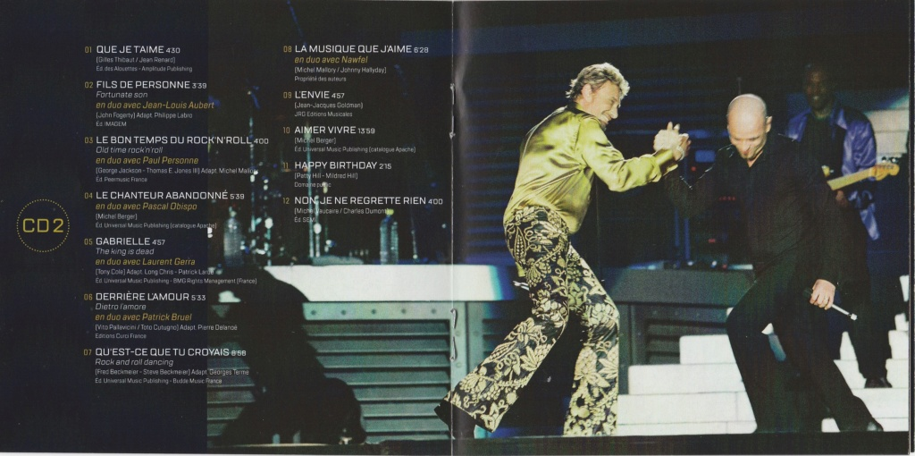 PARC DE SCEAUX 2000 ( 2CD + DVD )( DATE DE SORTIE : 12 JUIN 2020 ) 2000_p17