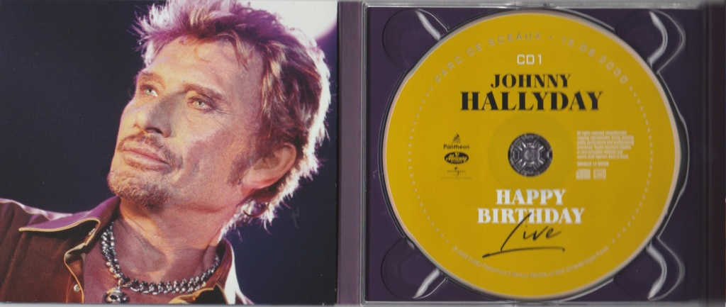 PARC DE SCEAUX 2000 ( 2CD + DVD )( DATE DE SORTIE : 12 JUIN 2020 ) 2000_p21