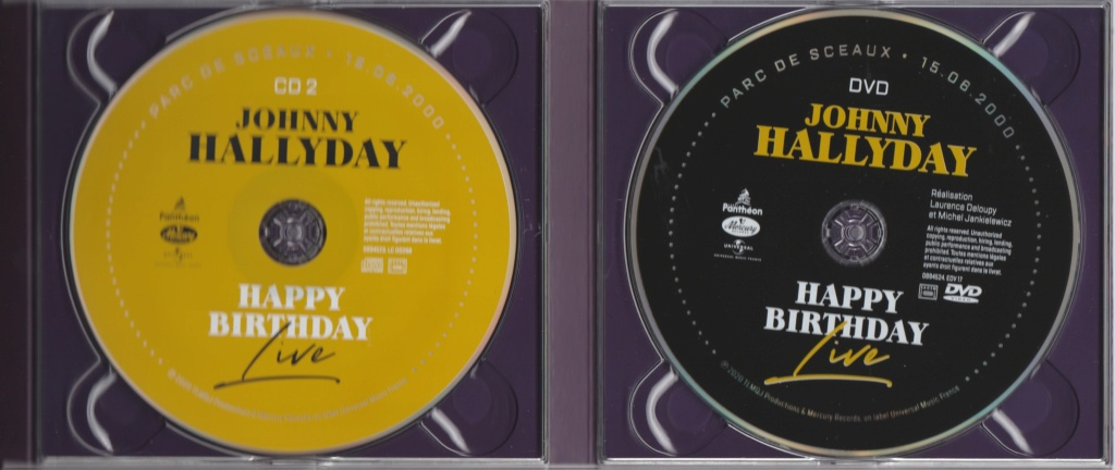 PARC DE SCEAUX 2000 ( 2CD + DVD )( DATE DE SORTIE : 12 JUIN 2020 ) 2000_p28