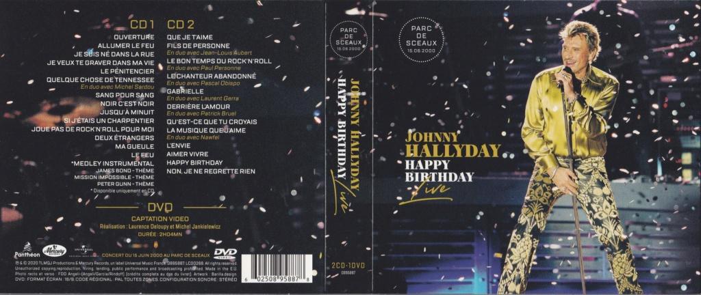 PARC DE SCEAUX 2000 ( 2CD + DVD )( DATE DE SORTIE : 12 JUIN 2020 ) 2000_p30