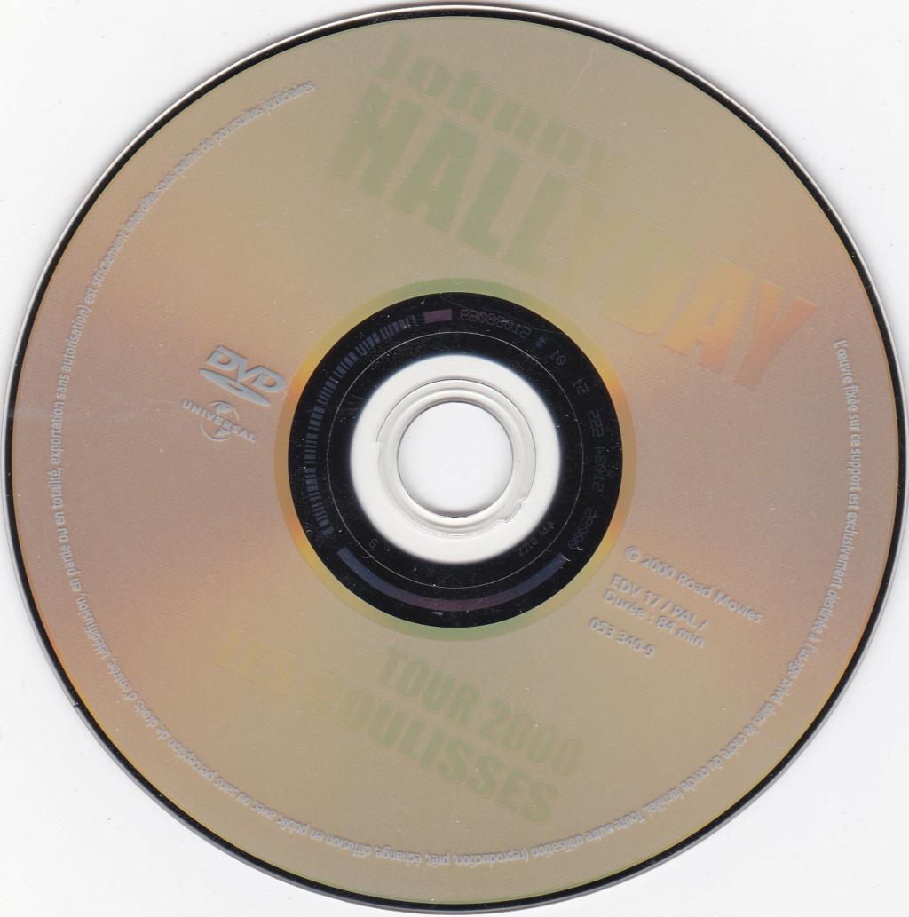 JAQUETTE DVD EMISSIONS TV , DOCUMENTS ,COMPILATIONS , ETC ( Jaquette + Sticker ) 2000_t10