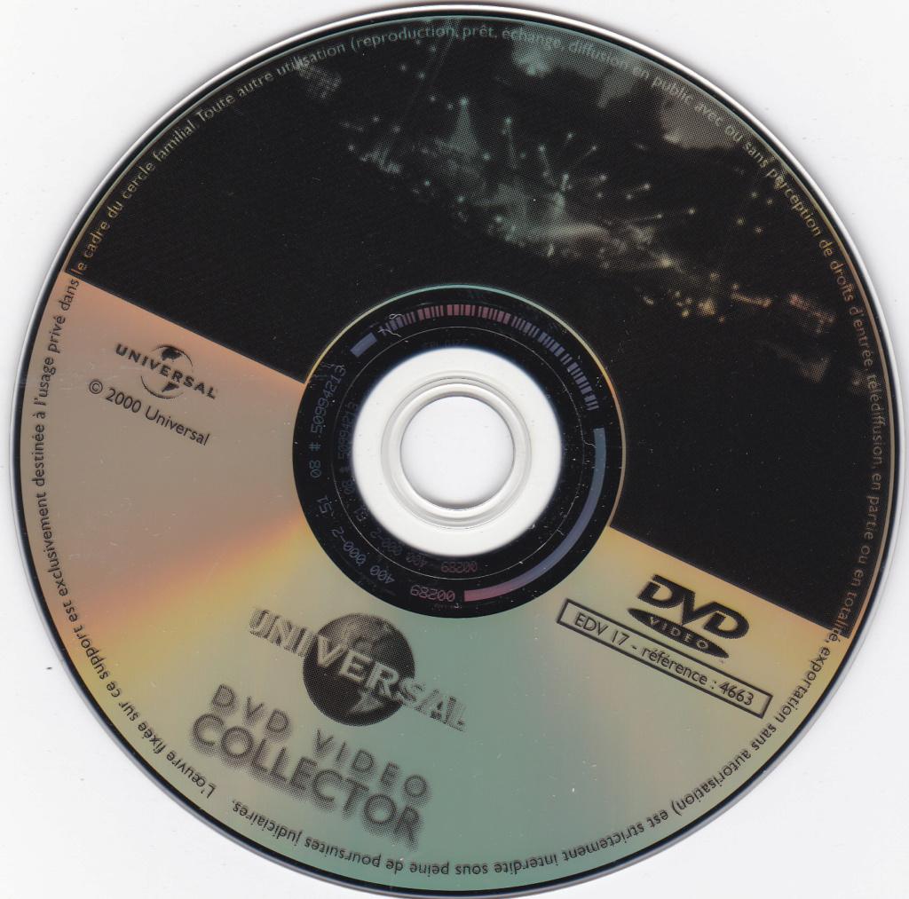JAQUETTE DVD EMISSIONS TV , DOCUMENTS ,COMPILATIONS , ETC ( Jaquette + Sticker ) 2000_u10