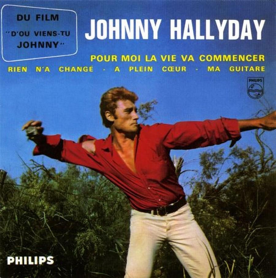 COFFRET 40 CD 1961-1969 ( REEDITION DES 40 EP )( 2001 ) 2001_100
