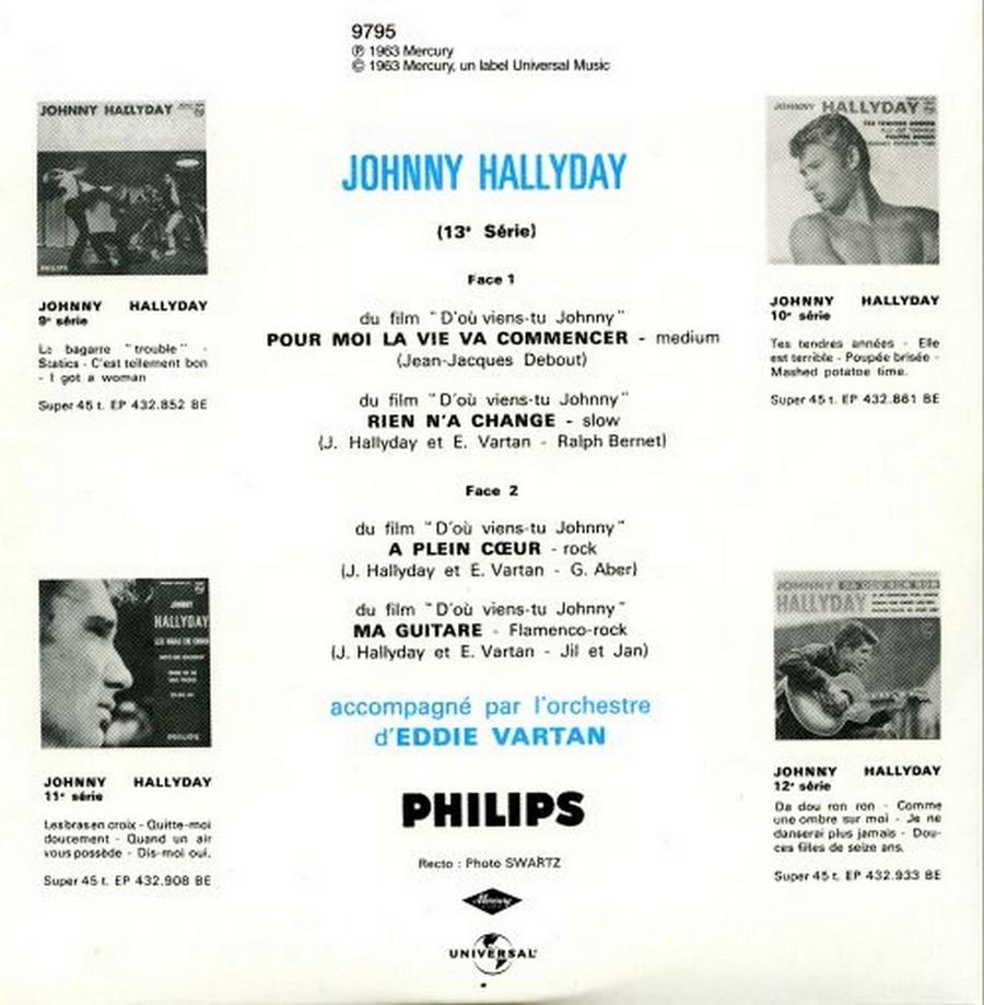 COFFRET 40 CD 1961-1969 ( REEDITION DES 40 EP )( 2001 ) 2001_101
