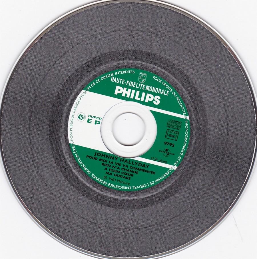 COFFRET 40 CD 1961-1969 ( REEDITION DES 40 EP )( 2001 ) 2001_102
