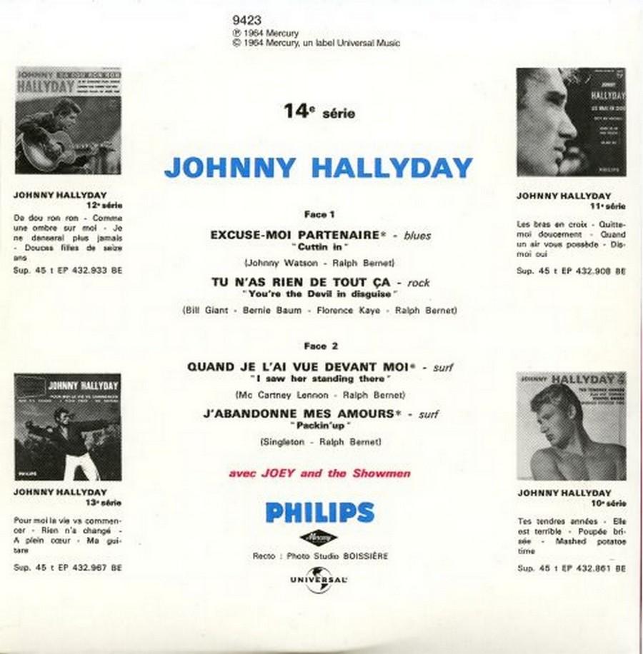 COFFRET 40 CD 1961-1969 ( REEDITION DES 40 EP )( 2001 ) 2001_104