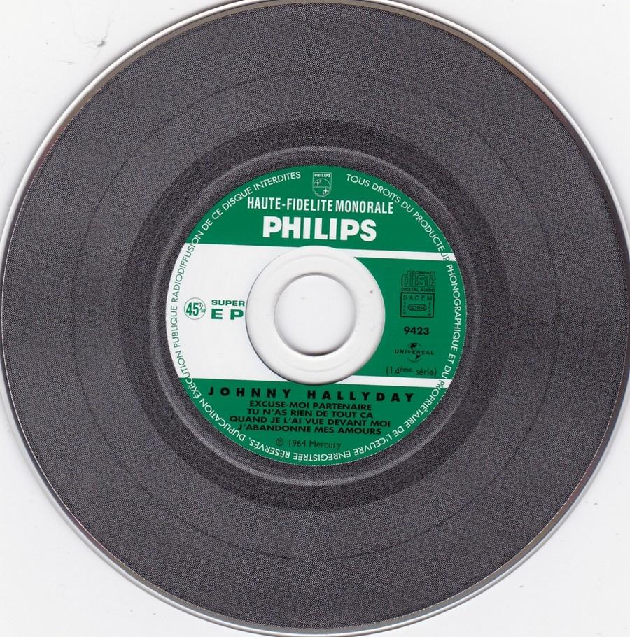 COFFRET 40 CD 1961-1969 ( REEDITION DES 40 EP )( 2001 ) 2001_105