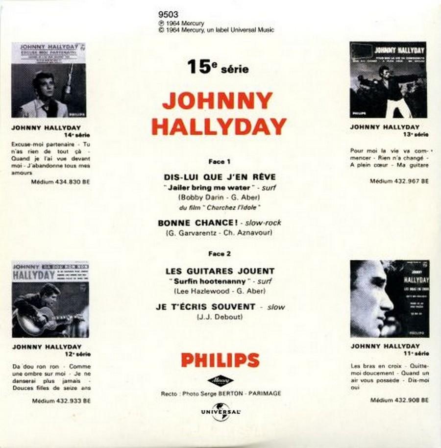COFFRET 40 CD 1961-1969 ( REEDITION DES 40 EP )( 2001 ) 2001_106