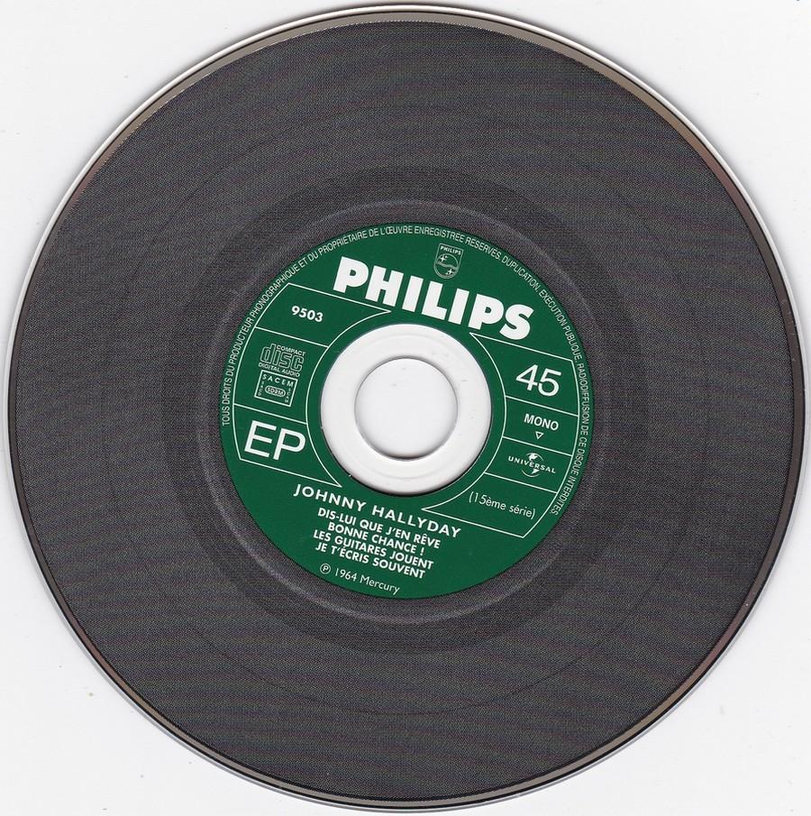 COFFRET 40 CD 1961-1969 ( REEDITION DES 40 EP )( 2001 ) 2001_108