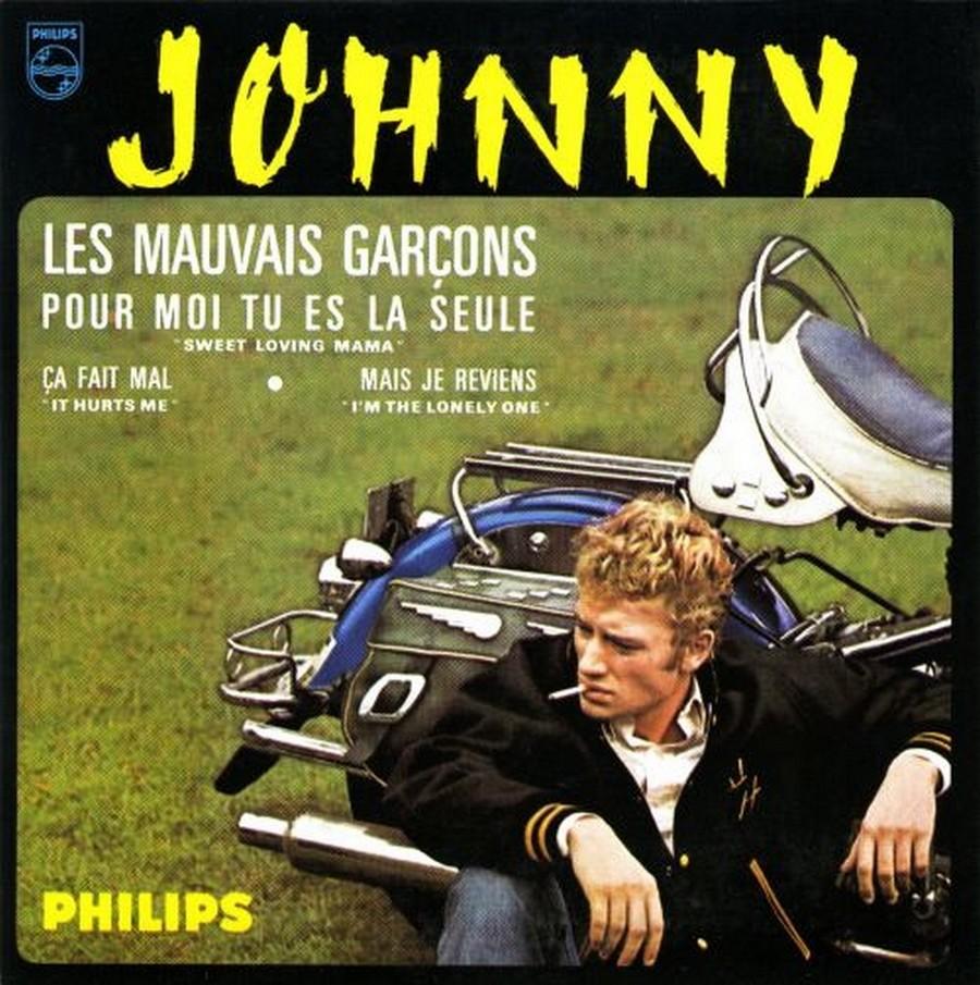 COFFRET 40 CD 1961-1969 ( REEDITION DES 40 EP )( 2001 ) 2001_109