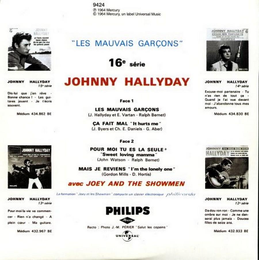 COFFRET 40 CD 1961-1969 ( REEDITION DES 40 EP )( 2001 ) 2001_110