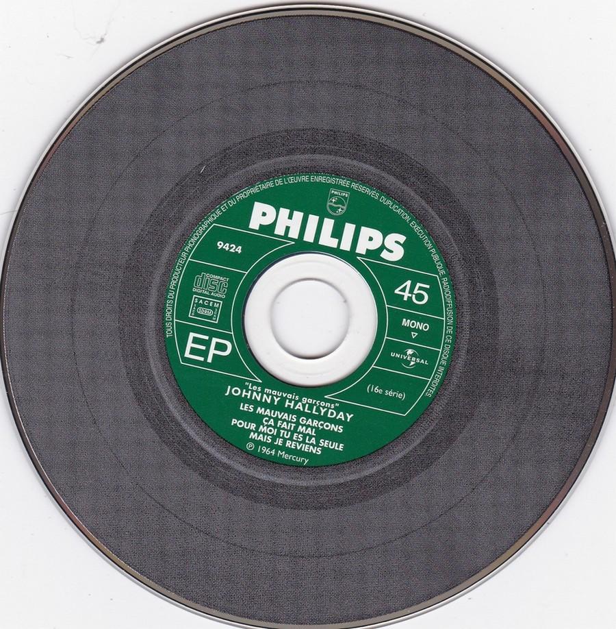 COFFRET 40 CD 1961-1969 ( REEDITION DES 40 EP )( 2001 ) 2001_111