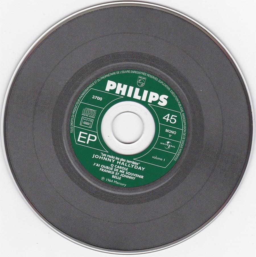 COFFRET 40 CD 1961-1969 ( REEDITION DES 40 EP )( 2001 ) 2001_114